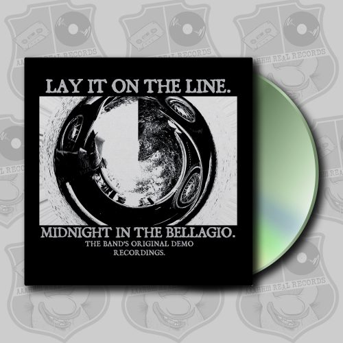 Lay it on the Line - Midnight in the Bellagio [CD]