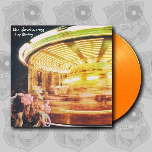 The Doublecross - Keep Bleeding [LP]