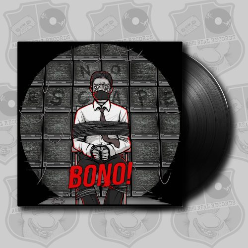 "Bono - No Escape [7""]"