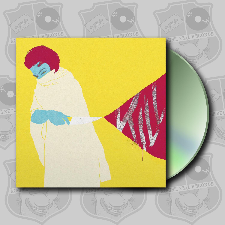 Tim Holehouse & Tourette Boys – Kill [CD]