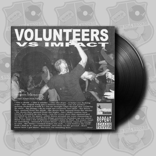 """Volunteers / Impact - Split [7""""]"""