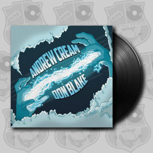 """Andrew Cream / Don Blake - Split [7""""]"""