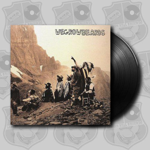 "Wegrowbeards - The Americas [7""]"