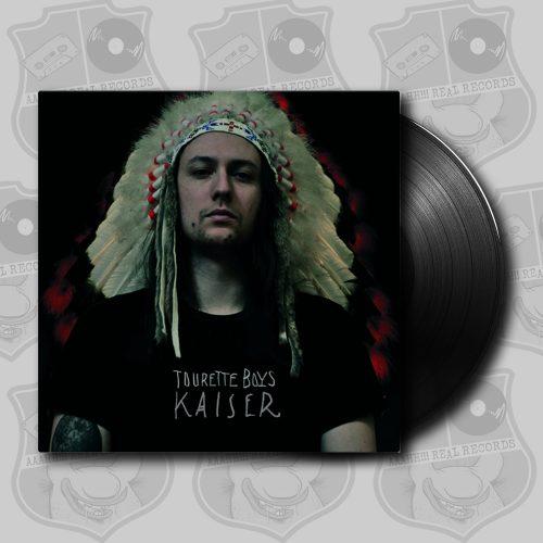Tourette Boys - Kaiser [LP]
