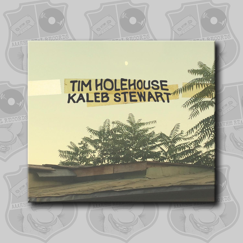 Tim Holehouse / Kaleb Stewart – Split [CD]