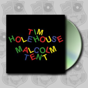 Tim Holehouse / Malcolm Tent - Split [CD]