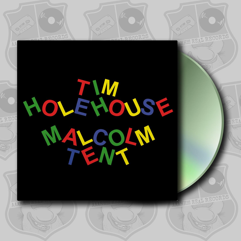 Tim Holehouse / Malcolm Tent – Split [CD]
