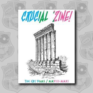Crucial Zine Book