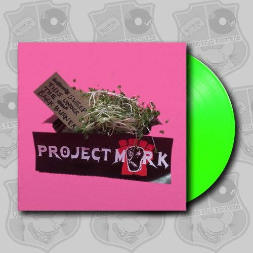 "Project Mork - Sweep This Under the Backburner [10""]"