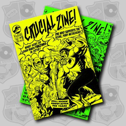 Crucial Zine - Issue 9
