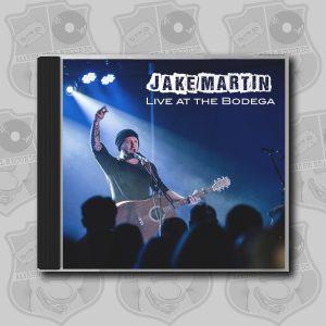 Jake Martin - Live at the Bodega [CD]