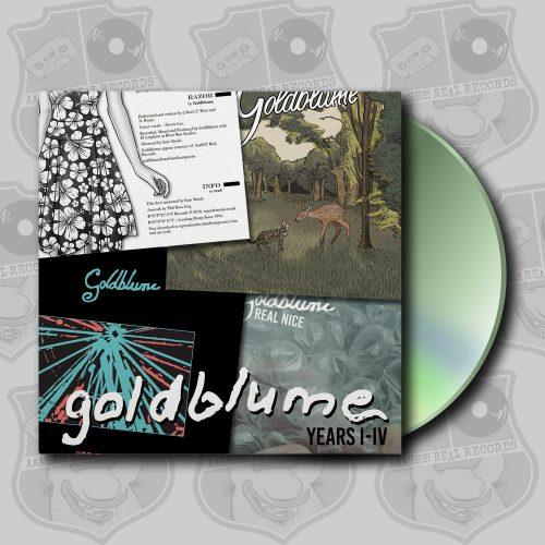 Goldblume - Years I-IV [CD]