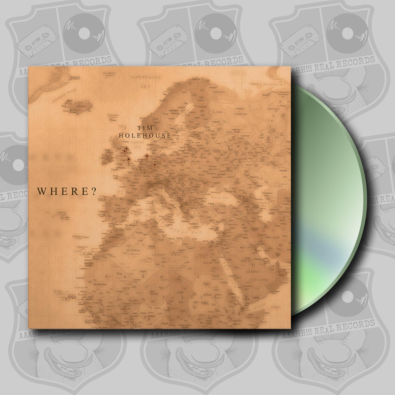 Tim Holehouse – Where? [CD, tape]