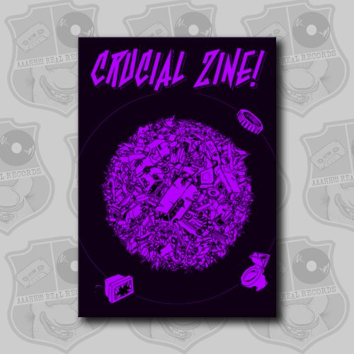 Crucial Zine - Issue 11