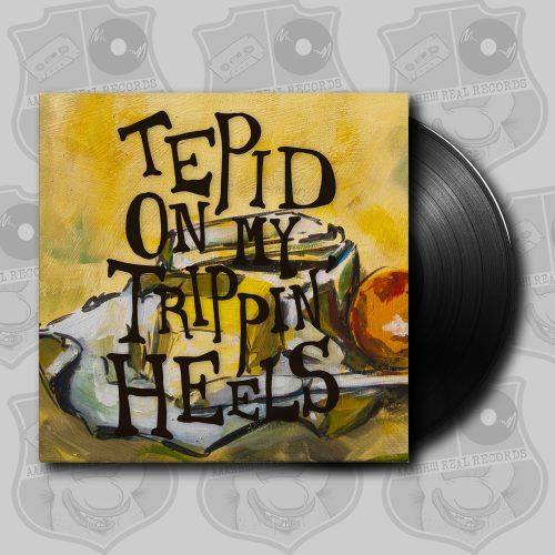 Naomi Randall - Tepid on My Trippin' Heels [LP]