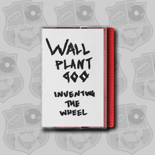 Wallplant 900 - Inventing the Wheel [cassette]