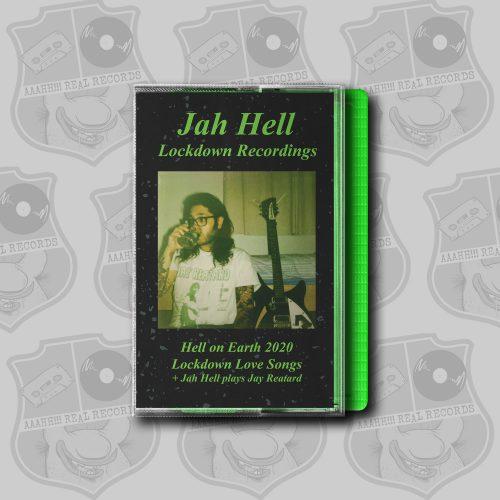 Jah Hell - Lockdown Recordings [cassette]
