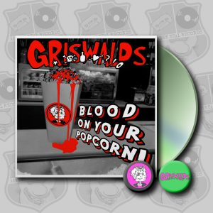 Griswalds - Blood on Your Popcorn [CD]