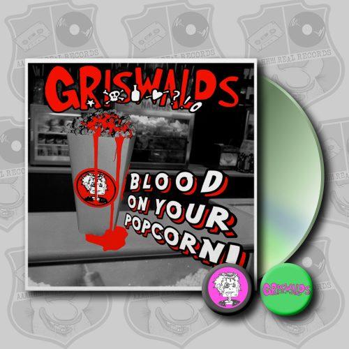 Griswalds - Blood on Your Popcorn [CD]