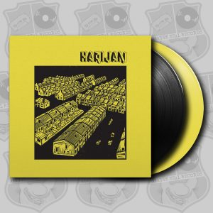 Harijan - Self Titled [LP]