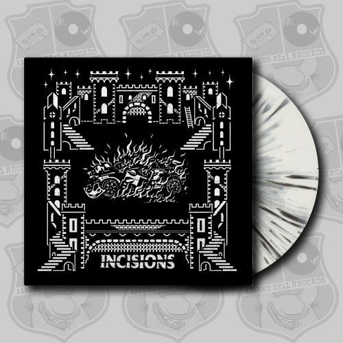 Incisions - Self Titled [LP]