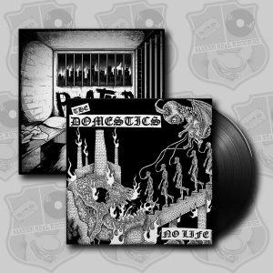 "The Domestics / Pizzatramp - Split [12""]"