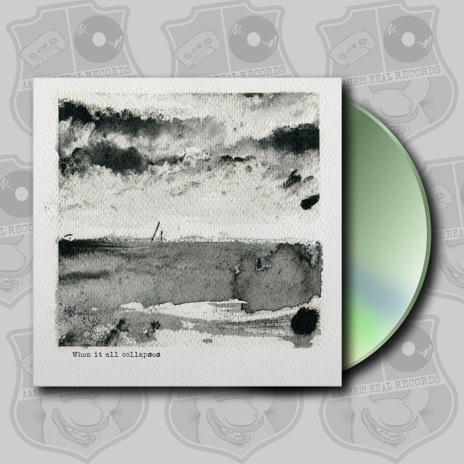 When it All Collapses, We Will Still Be Here – Self Titled [CD, tape]