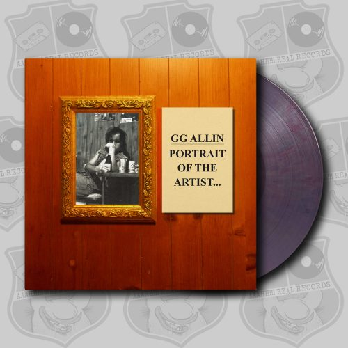 GG Allin - Portrait of the Artist [LP]