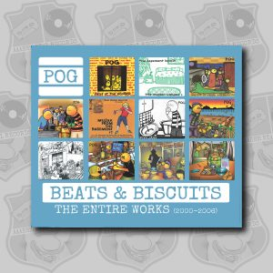 Pog - Beats and Biscuits [3CD]