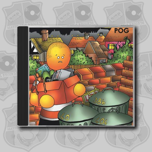 Pog - Finding Hope in Unlikely Places [CD]