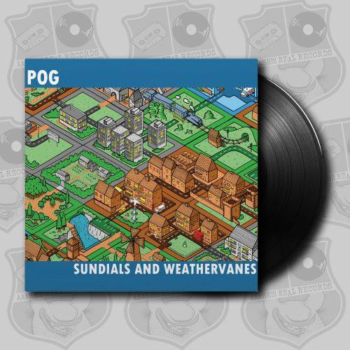 Pog - Sundials and Weathervanes [LP]