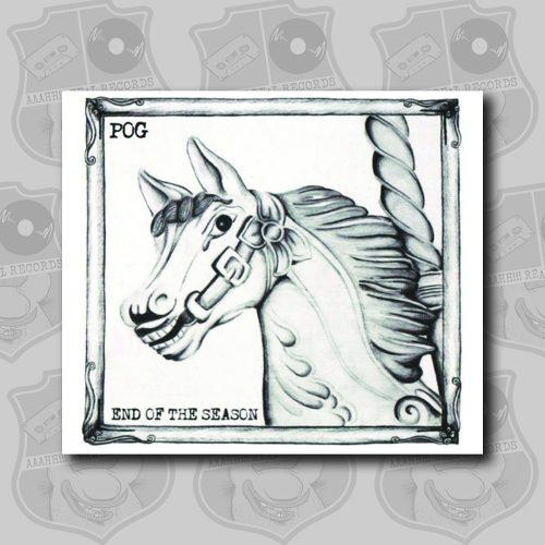 Pog - End of the Season [CD]