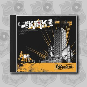 The Kirkz - Agroculture [CD]