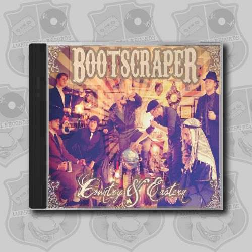 Bootscraper - Country and Eastern [CD]