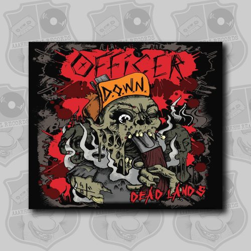 Officer Down - Dead Lands [CD]