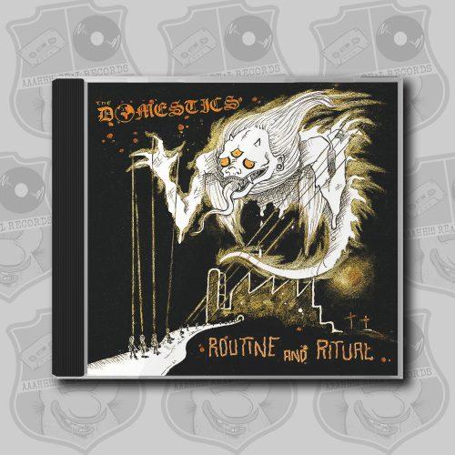 The Domestics - Routine and Ritual [CD]
