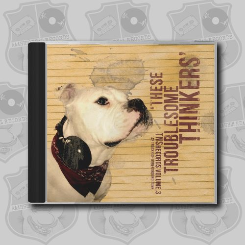 Various Artists - These Troublesome Thinkers [CD]