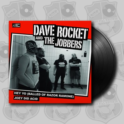 "Dave Rocket / The Follow Ups - Split [7""]"
