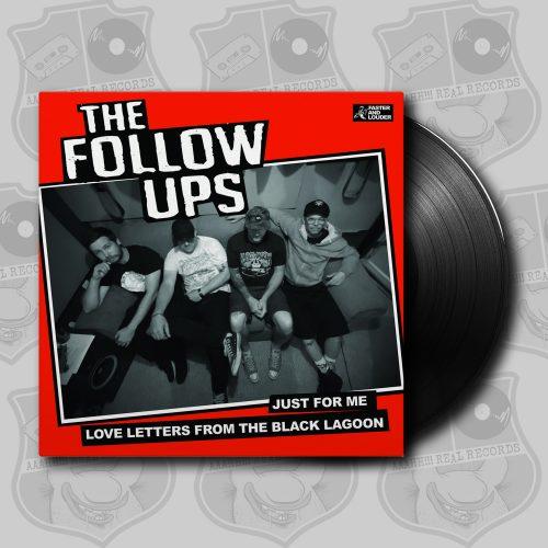 "The Follow Ups / Dave Rocket - Split [7""]"