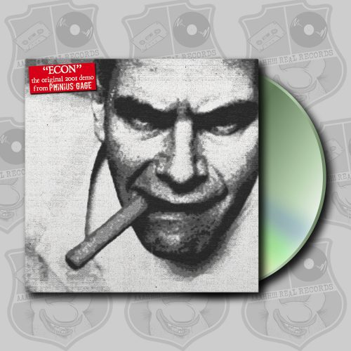 Phinius Gage - Econ [CD]