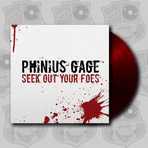 Phinius Gage - Seek Out Your Foes [LP]