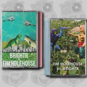Brightr vs. Tim Holehouse - Split [tape]